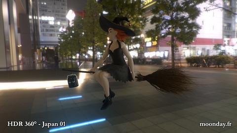 360° HDR Pack - Japan o1