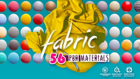 Fabric made with Substance