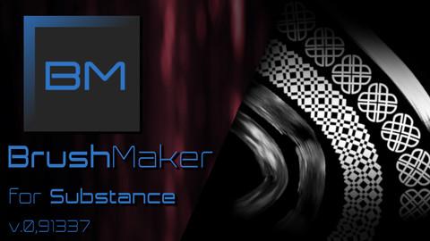 Brush Maker for Substance v.0.991337
