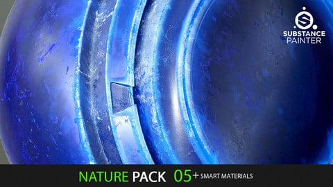 Nature Pack 05+ Smart Materials