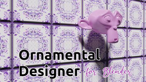 Ornamental Designer for Blender