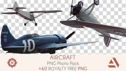 PNG Photo Pack: Aircraft