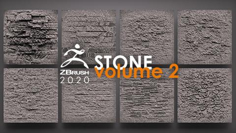 8 HD Stone Alphas vol. 2