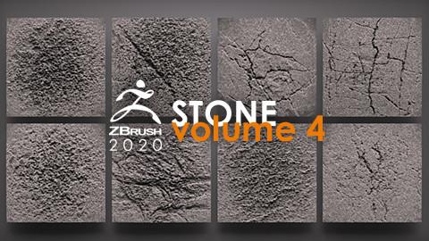 8 HD Stone Alphas vol. 4
