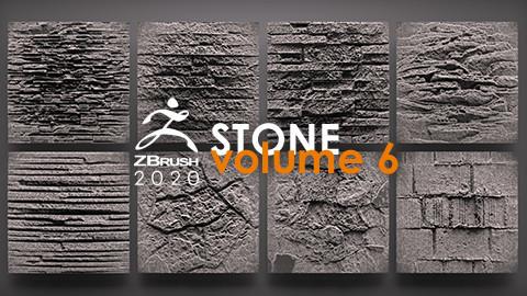 8+2 HD Stone Alphas vol. 6