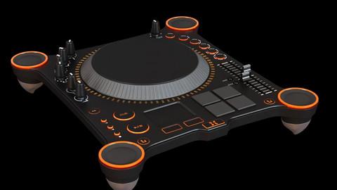 DJ mixer collection