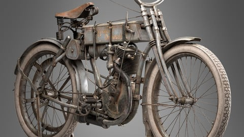 Motorcycle project file
