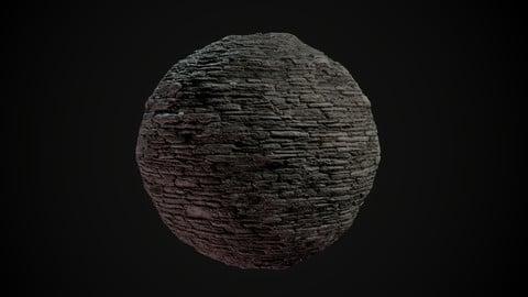 RomanWall Stones shader