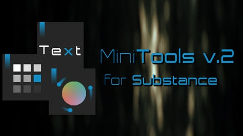 MiniTools for Substance vol.2