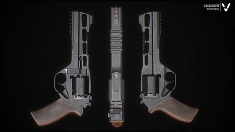 GameReady Rhino revolver
