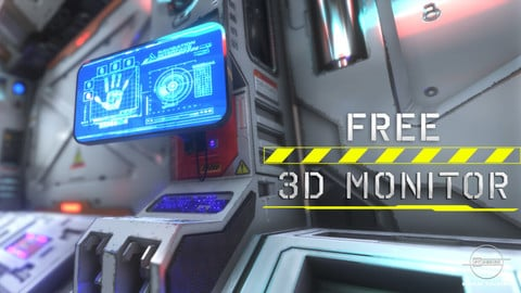 3D Monitor - ( Free )