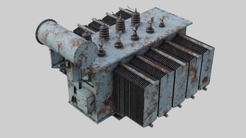 Electrical Transformer 2B