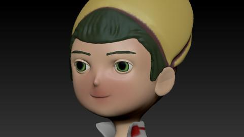 3D Character_Female