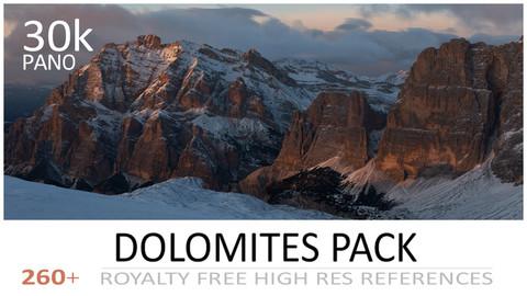 DOLOMITES PACK
