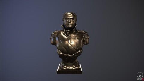 Bust of Emperor Alexander 1