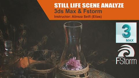 Still Life Tutorial - 3ds Max & Fstorm