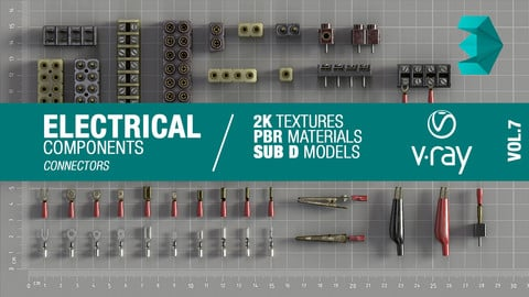 Electrical components vol.7