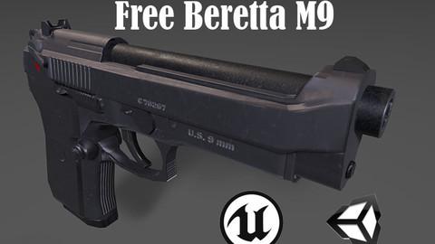 [FREE] Beretta M9