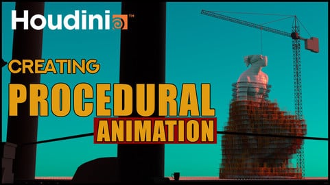 Houdini Tutorial Creating Procedural Animation