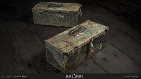 Tool Box - Photogrammetry Asset PhotoScan
