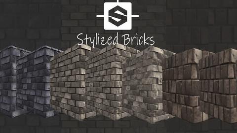 Stylized Bricks