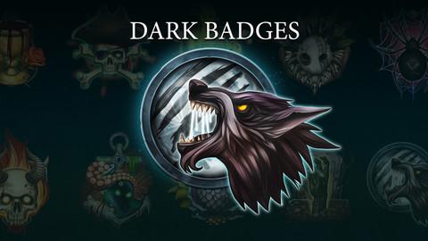 Dark Badges