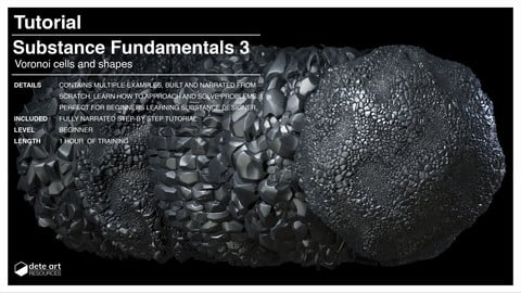 Fundamentals Part 3 | Substance Designer Tutorial