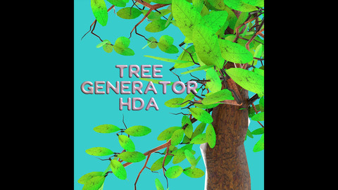 Tree generator Hda