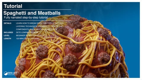 Tutorial | Spaghetti and Meatballs