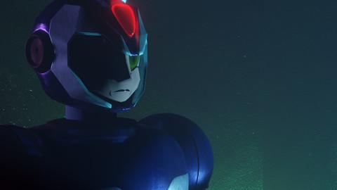 Mega Man X (fanmade)