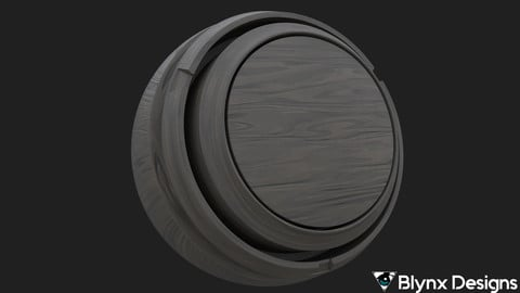 Wood Texture - Sub Designer (.sbsar and .sbs included)