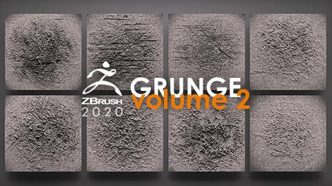 8 HD Grunge Alphas vol. 2