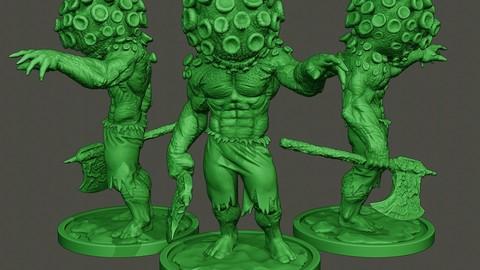 Humanoid virus 0008