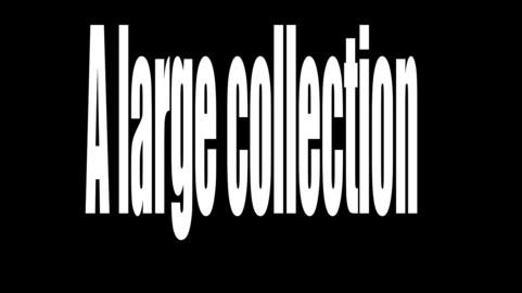 A large collection Photoshop Shape-Brush