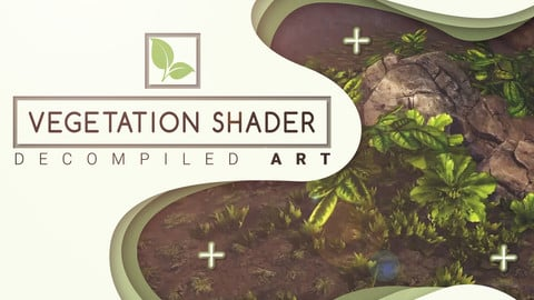 Decompiled Art - Unity Vegetation animation shader