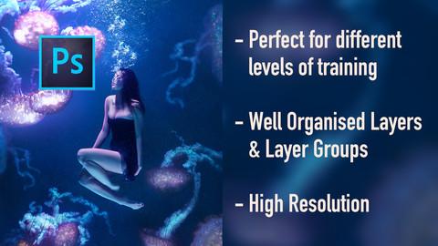 Underwater PSD