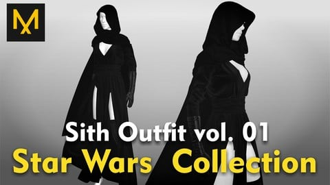 Sith Outfit vol.01 - Star Wars Collection