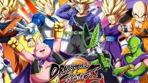 45 sets of 3D fighting video games `` Dragon Ball Z Fighter DRAGON BALL FighterZ ''