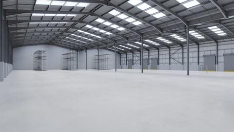 Warehouse Interior 12