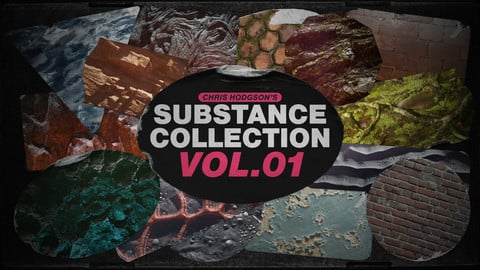 Chris Hodgson's Substance Collection Vol. 01
