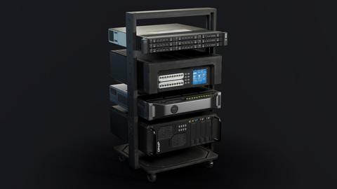 Open Rack Server