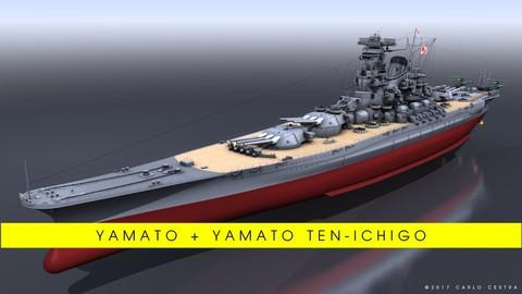 BATTLESHIP YAMATO BUNDLE