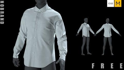 Free - Men's Shirt