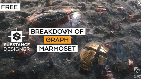 Substance Material Breakdown [SCREENSHOTS] I Black Sand Beach