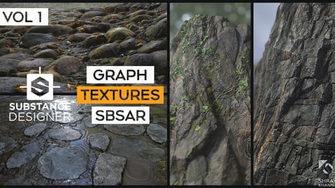 Substance Materials Collection Vol 1