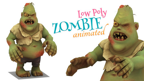 Zombie with animations