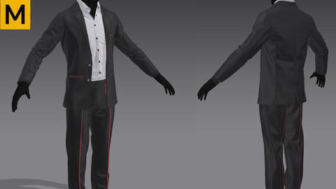 Men's suit/business suit/marvelous desigher
