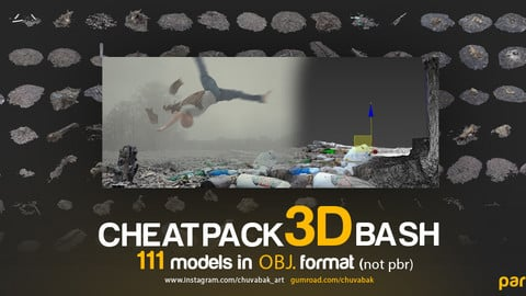 CHEATPACK_3DBASH_LEAFYGROUND