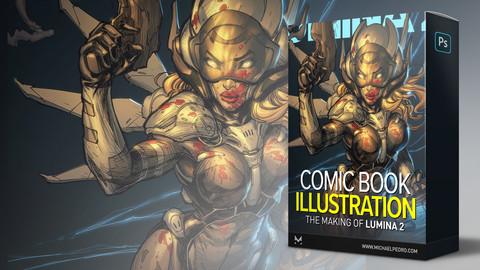 Comic Book Illustration - LUMINA 2