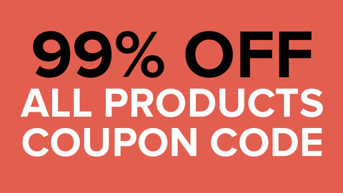 99% OFF ALL PRODUCTS COUPON
